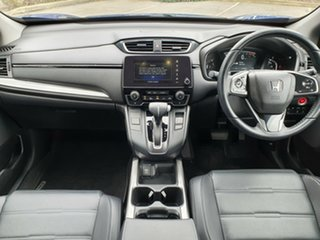2019 Honda CR-V RW MY20 VTi-LX 4WD Blue 1 Speed Constant Variable Wagon