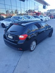 2015 Subaru Impreza G4 MY14 2.0i-S Lineartronic AWD Black 6 Speed Constant Variable Hatchback