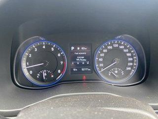 2019 Hyundai Kona OS.2 MY19 Active 2WD Blue 6 Speed Sports Automatic Wagon