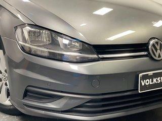 2017 Volkswagen Golf 7.5 MY18 110TSI DSG Trendline Indium Grey 7 Speed Sports Automatic Dual Clutch.