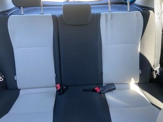 2012 Toyota Yaris NCP130R YR Blue 5 Speed Manual Hatchback