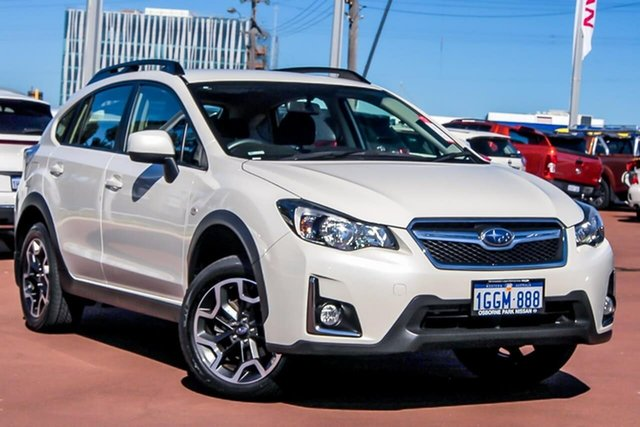 Used Subaru XV G4X MY17 2.0i Lineartronic AWD Osborne Park, 2017 Subaru XV G4X MY17 2.0i Lineartronic AWD White 6 Speed Constant Variable Wagon