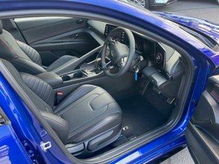2021 Hyundai i30 CN7.V1 MY21 N Line D-CT Special Edition Intense Blue 7 Speed.
