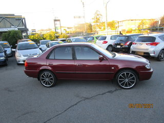 2000 Toyota Corolla AE112R Ascent Red 4 Speed Automatic Sedan