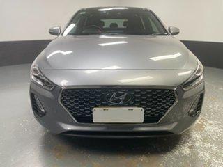 2018 Hyundai i30 PD2 MY18 SR D-CT Premium Grey 7 Speed Sports Automatic Dual Clutch Hatchback.