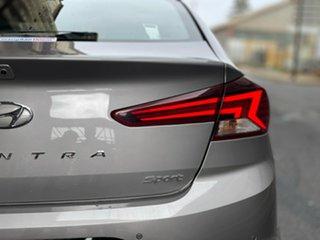 2019 Hyundai Elantra AD.2 MY19 Sport DCT Fluidic Metal 7 Speed Sports Automatic Dual Clutch Sedan