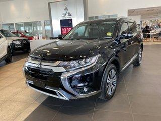 2021 Mitsubishi Outlander ZL MY21 Exceed AWD X42 6 Speed Sports Automatic Wagon.