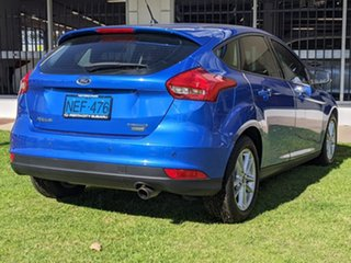 2018 Ford Focus LZ Trend Blue 6 Speed Automatic Hatchback