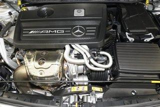 2018 Mercedes-Benz CLA-Class C117 808+058MY CLA45 AMG SPEEDSHIFT DCT 4MATIC Silver 7 Speed