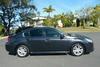 2012 Subaru Liberty B5 MY13 2.5i Lineartronic AWD Premium Grey 6 Speed Constant Variable Sedan.