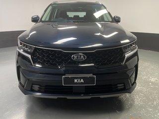 2020 Kia Sorento MQ4 MY21 S AWD Blue 8 Speed Sports Automatic Dual Clutch Wagon.