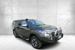 2016 Mazda BT-50 UR0YF1 XTR Tan 6 Speed Sports Automatic Utility.