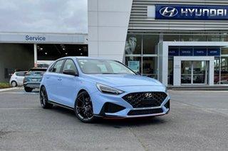 2021 Hyundai i30 Pde.v4 MY22 N Xfb 6 Speed Manual Hatchback.