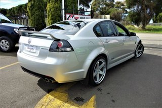 2009 Holden Commodore VE MY10 SS V Silver 6 Speed Sports Automatic Sedan.