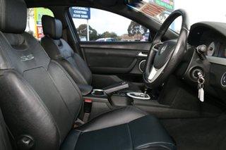 2008 Holden Commodore VE MY09 SS V 60th Anniversary Black 6 Speed Sports Automatic Sedan