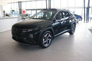 2021 Hyundai Tucson NX4.V1 MY22 Highlander D-CT AWD Phantom Black 7 Speed.