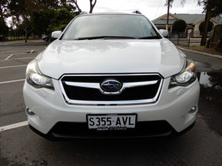 2013 Subaru XV G4X MY13 2.0i-S Lineartronic AWD White 6 Speed Constant Variable Wagon.