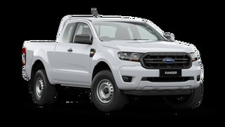 2021 Ford Ranger PX MkIII 2021.25MY XL Arctic White 6 Speed Sports Automatic Super Cab Pick Up.