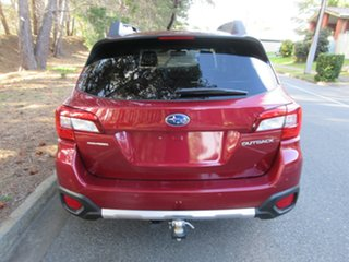 2018 Subaru Outback B6A MY18 2.5i CVT AWD Premium Red/fleather 7 Speed Constant Variable Wagon