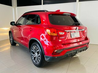 2018 Mitsubishi ASX XC MY19 LS 2WD Red 1 Speed Constant Variable Wagon.