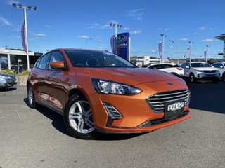 2019 Ford Focus SA 2019.25MY Ambiente Orange 6 Speed Automatic Hatchback.
