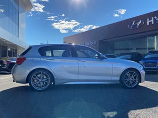 2016 BMW M135i F20 LCI Glacier Silver 8 Speed Automatic Hatchback