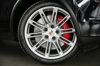 2012 Porsche Cayenne 92A MY13 Turbo Tiptronic Black 8 Speed Sports Automatic Wagon.