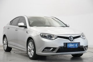 2017 MG MG6 IP2X Excite Scottish Silver 6 Speed Sports Automatic Dual Clutch Hatchback