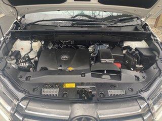 2017 Toyota Kluger GSU55R Grande AWD Crystal Pearl 8 Speed Sports Automatic Wagon.
