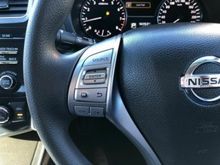 2013 Nissan Altima L33 ST X-tronic White 1 Speed Constant Variable Sedan