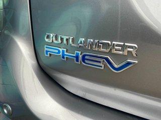 2021 Mitsubishi Outlander ZL MY21 PHEV AWD GSR Titanium 1 Speed Automatic Wagon Hybrid