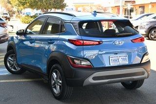 2021 Hyundai Kona Os.v4 MY21 2WD V7u/try 8 Speed Constant Variable Wagon.
