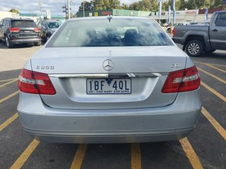 2011 Mercedes-Benz E-Class W212 MY12 E250 CDI BlueEFFICIENCY 7G-Tronic + Avantgarde Silver 7 Speed
