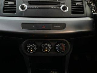2010 Mitsubishi Lancer CJ MY10 ES Sportback Blue 5 Speed Manual Hatchback