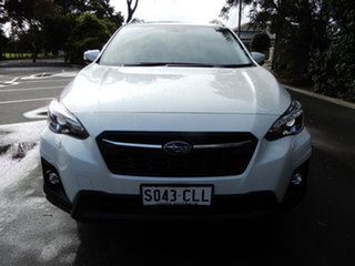 2018 Subaru XV G5X MY19 2.0i-S Lineartronic AWD White 7 Speed Constant Variable Wagon.