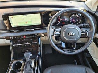 2021 Kia Carnival KA4 MY21 SLi Deep Chroma Blue 8 Speed Sports Automatic Wagon
