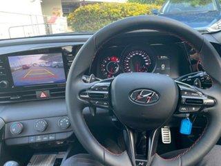 2021 Hyundai i30 CN7.V1 MY21 N Line D-CT Special Edition Intense Blue 7 Speed