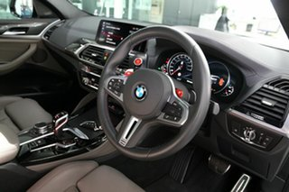 2019 BMW X4 M F98 Competition Coupe M Steptronic M xDrive White 8 Speed Sports Automatic Wagon.