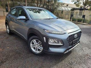 2019 Hyundai Kona OS.2 MY19 Active 2WD Silver 6 Speed Sports Automatic Wagon.