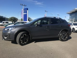 2021 Subaru XV G5X MY21 2.0i-S Lineartronic AWD Magnetite Grey 7 Speed Constant Variable Wagon.