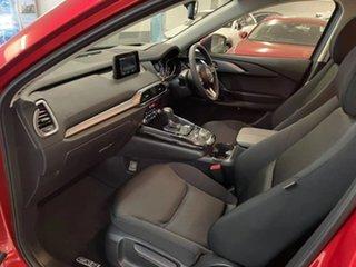 2021 Mazda CX-9 TC Sport SKYACTIV-Drive Red 6 Speed Sports Automatic Wagon
