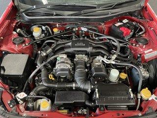 2016 Subaru BRZ Z1 MY16 Red 6 Speed Manual Coupe