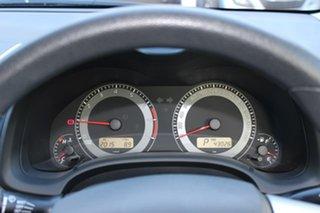 2011 Toyota Corolla ZRE152R MY11 Ascent Silver 4 Speed Automatic Sedan