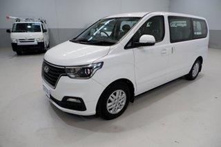 2019 Hyundai iMAX TQ4 MY20 Active White 5 Speed Automatic Wagon.