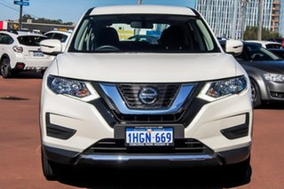 2021 Nissan X-Trail T32 MY21 ST X-tronic 2WD White 7 Speed Constant Variable Wagon
