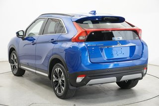 2019 Mitsubishi Eclipse Cross YA MY20 LS AWD Lightning Blue 8 Speed Constant Variable Wagon.