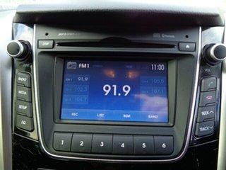 2013 Hyundai i30 GD Active Tourer Blue 6 Speed Sports Automatic Wagon