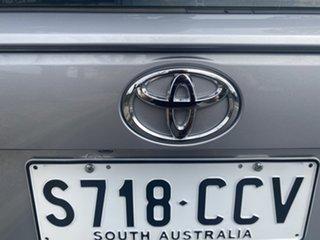 2019 Toyota RAV4 Mxaa52R GX 2WD Silver 10 Speed Constant Variable Wagon