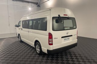 2006 Toyota HiAce TRH223R Commuter High Roof Super LWB French Vanilla 4 speed Automatic Bus