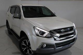 2019 Isuzu MU-X MY19 LS-U Rev-Tronic 4x2 White 6 Speed Sports Automatic Wagon.